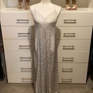 Vintage Jolie Two Nightgown and Robe Set
